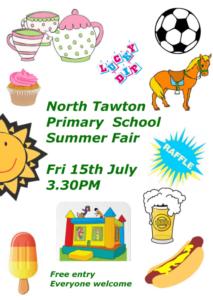 North Tawton Community Primary School Summer Fair