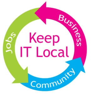 Keep IT Local Businesses Jobs Community of North Tawton