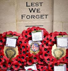 Armistice and Remembrance Day 2013