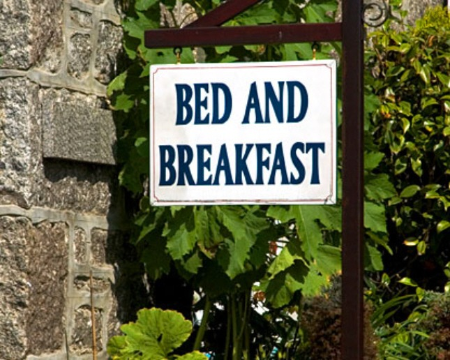 Bed and Breakfast in North Tawton Devon