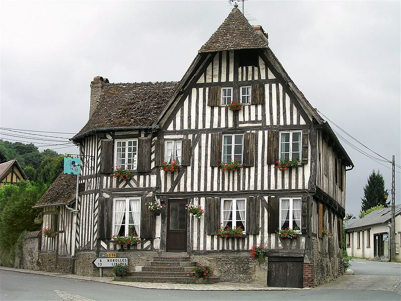 Blangy-le-Chateau Normandy in France Twinned with North Tawton Town in England.