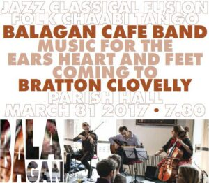 Balagan Cafe Band Music Fusion Festival