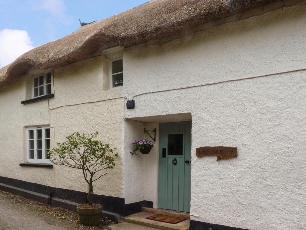 Self Catering Accommodation Larksworthy Cottage North Tawton