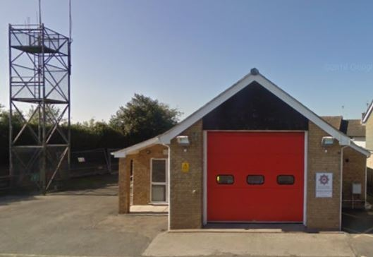 North Tawton Fire Station Recruitment