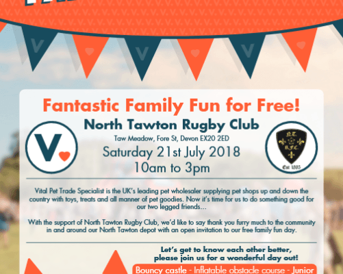 North Tawton Family Fun Day – VITAL