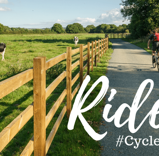 Cycle September North Tawton