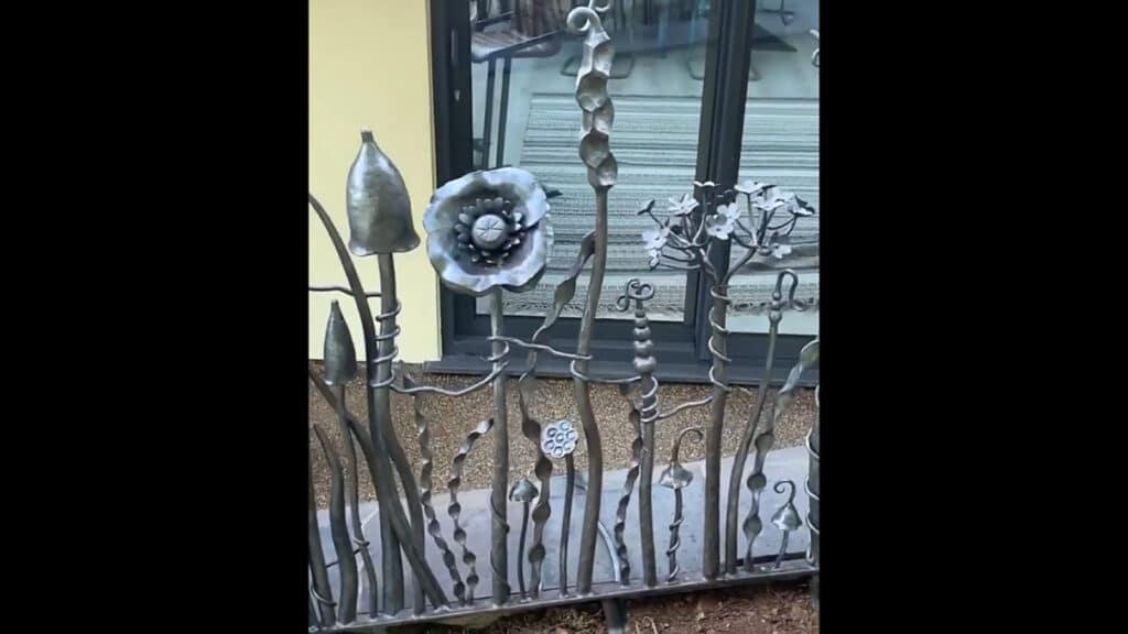 Artist Blacksmiths Steel Fabricators C H Jones North Tawton Business Directory