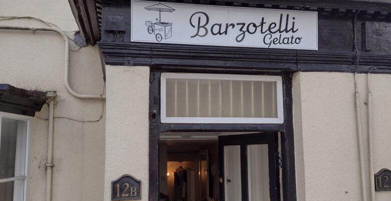 Barzotelli Gelato Ice Cream Shop